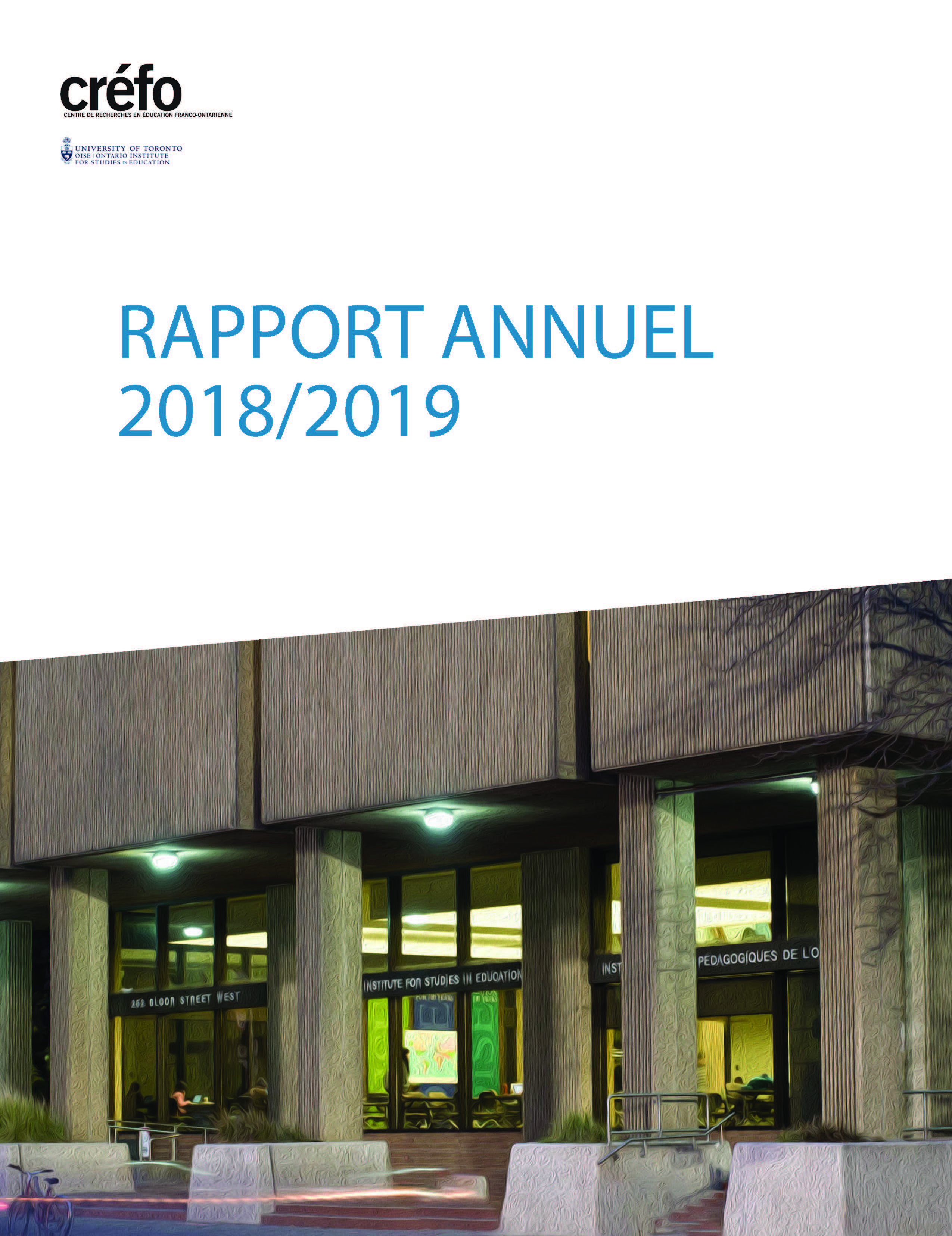 Rapport 2018 2019
